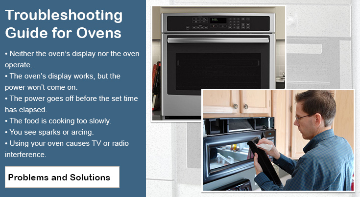troubleshooting guide for ovens appliancepartrepairhelp rh appliancepartrepairhelp com Microwave Oven Portable Electric Oven
